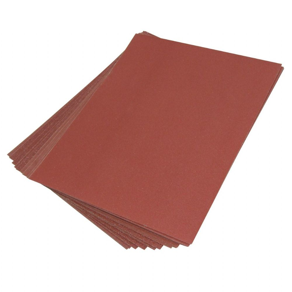 SIA 1913 siawat Wet and Dry Sanding Sheets 230 x 280mm pack of 100